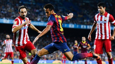 Barcelona vs Atletico Madrid