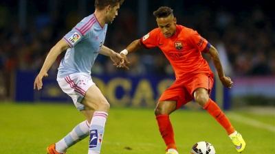 Barcelona face tough task at the Balaidos