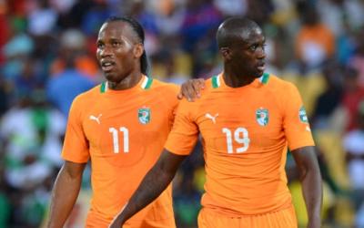 Didier Drogba - Yaya Toure
