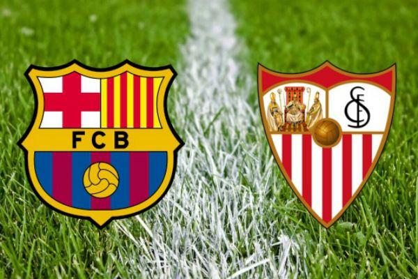Super Cup: Barcelona vs Sevilla