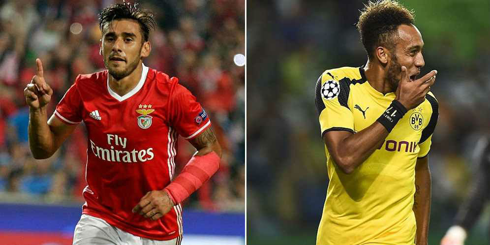 UCL: Get 7/10 on Benfica vs Dortmund - Both Teams to Score (BTTS)