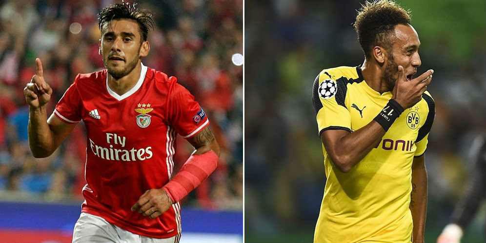 UCL: Get 7/10 on Benfica vs Dortmund - Both Teams to Score (BTTS)