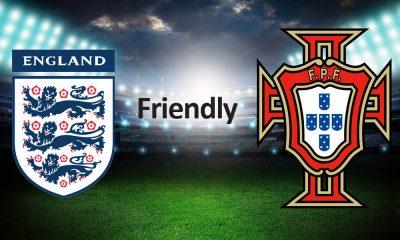 England vs Portugal: Friendly Match Preview