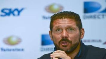 Simeone not expecting to retain title