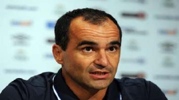 Everton v Arsenal: Martinez denies Everton have advantage