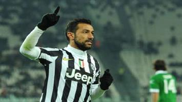 Quagliarella replaces injured Osvaldo for Italy