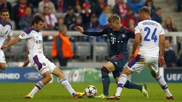 Bayern Munich Eye Glory in Russia