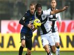 Inter meet Parma at the San Siro