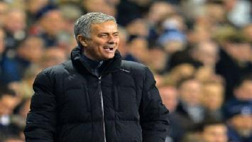 Chelsea's Mourinho can smell title