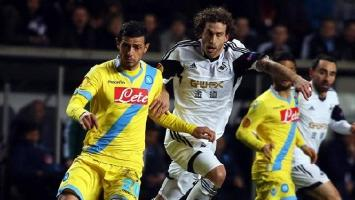 Europa League: Napoli v Swansea City