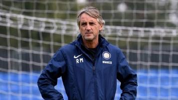Mancini vows to give it 'best shot' in Champions League bid