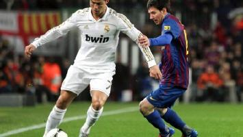 Ronaldo, Messi ignite Madrid