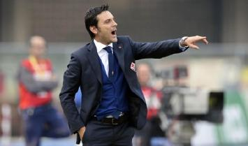 Montella: Viola want top spot