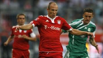 Bundesliga: Wolfsburg next for bullocking Bayern