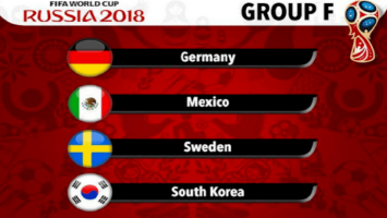 World Cup 2018 - Group F: betting tips and picks