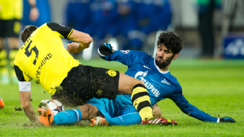 Borussia Dortmund v Zenit - UEFA Champions League