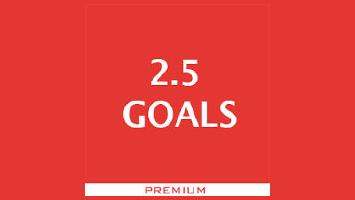 Over 2.5 Goals - Saturday 14th January 2017