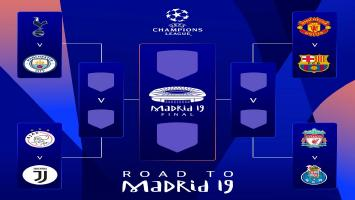 ⚽ ROAD TO MADRID - Champions League 2019