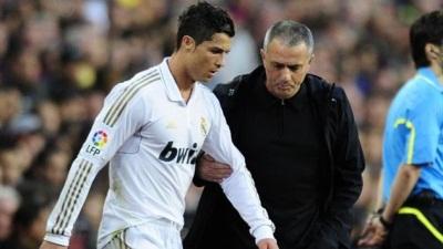 Ronaldo-Mourinho