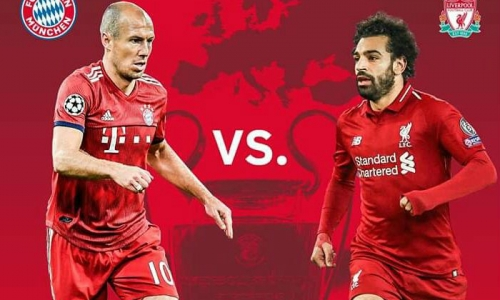 ⚽Bayern Munich v Liverpool - #UCL 1/8-Finals - 13th March 2019