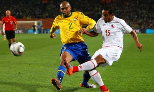Europa League the target for Maicon